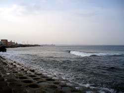 沖縄 ダイビング 水釜ポイント 海況
