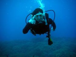 沖縄 ダイビング PADIオープンウォーターコース